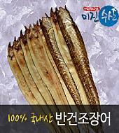 장어(5마리)[중]40~45cm